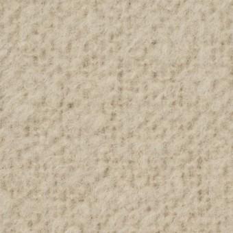 アルパカ&ウール混×無地(グレイッシュベージュ)×ループニット_イタリア製