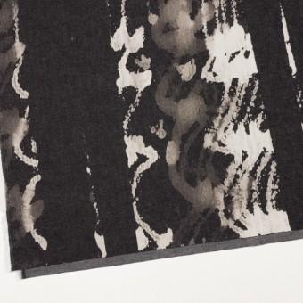 コットン×カリグラフィ(ブラック)×デニム サムネイル2