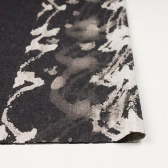 コットン×カリグラフィ(ブラック)×デニム サムネイル3