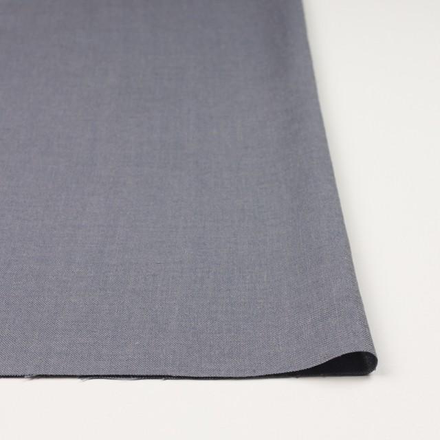リネン×フラワー(ラベンダーグレー)×薄キャンバス刺繍_全2色 イメージ3