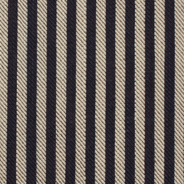 コットン×ストライプ(インディゴ&ブラウン)×デニムヒッコリー イメージ1
