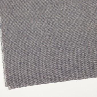 リネン&コットン×チェック(ネイビー)×千鳥格子_全2色 サムネイル2