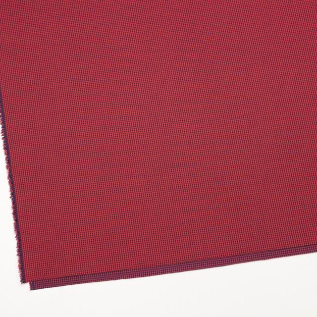コットン×ウインドミル(レッド&ネイビー)×かわり織_全5色 イメージ2