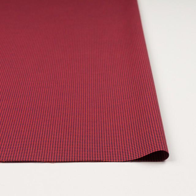 コットン×ウインドミル(レッド&ネイビー)×かわり織_全5色 イメージ3