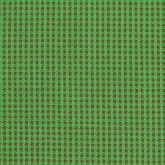 コットン×ウインドミル(メドウグリーン&ブラウン)×かわり織_全5色