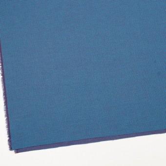 コットン×ウインドミル(シアン&パープル)×かわり織_全5色 サムネイル2