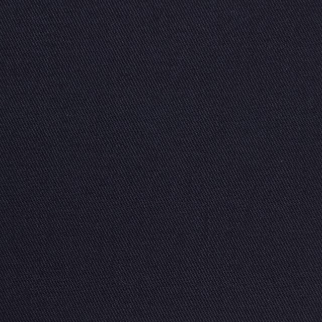 コットン&ポリウレタン×無地(ダークネイビー)×チノクロス・ストレッチ_全2色 イメージ1