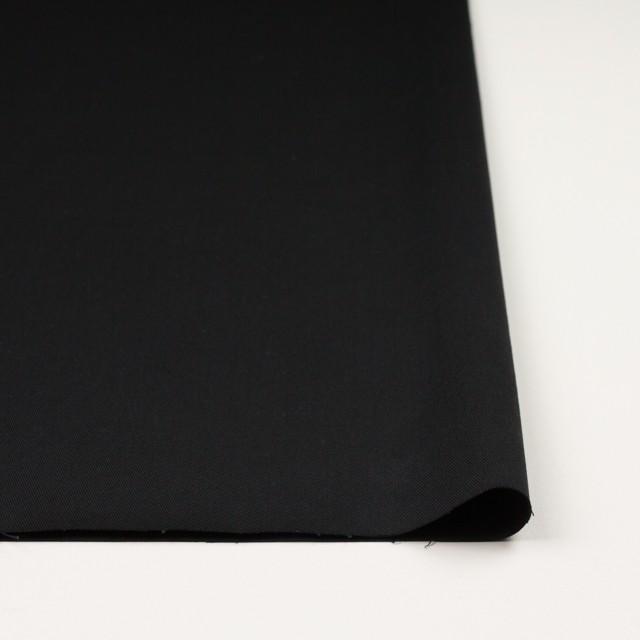 コットン&ポリウレタン×無地(ブラック)×チノクロス・ストレッチ_全2色 イメージ3