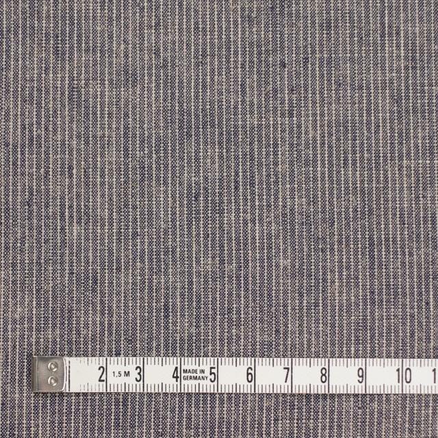 リネン&コットン×ストライプ(キナリ&ブルー)×ダンガリー イメージ4
