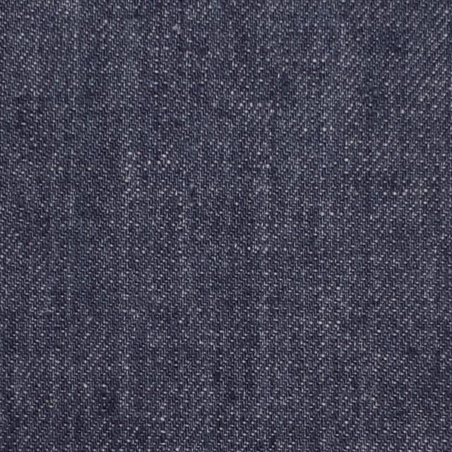 リネン×無地(グレープブルー)×デニム イメージ1