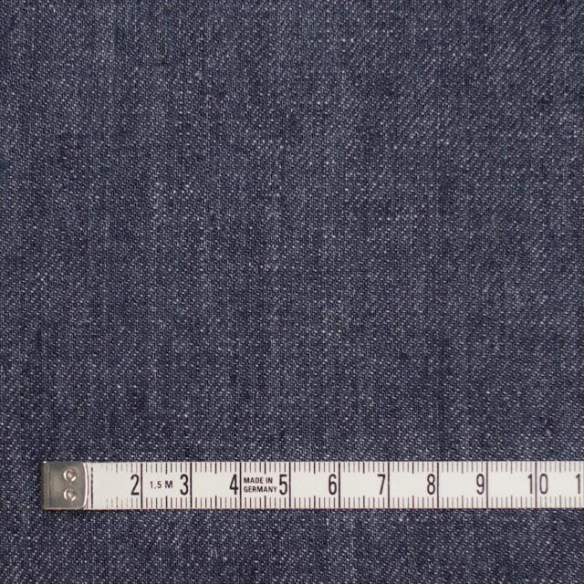 リネン×無地(グレープブルー)×デニム イメージ4