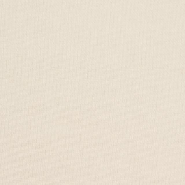 コットン×無地(クリーム)×薄サージ_全4色 イメージ1