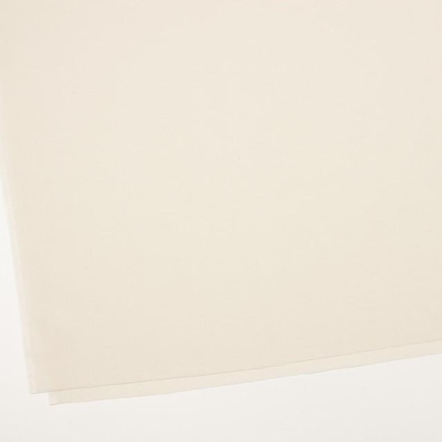コットン×無地(クリーム)×薄サージ_全4色 イメージ2