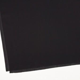 コットン×無地(ブラック)×薄サージ_全4色 サムネイル2