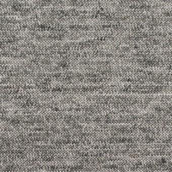 コットン&リネン×無地(グレー)×天竺ニット サムネイル1