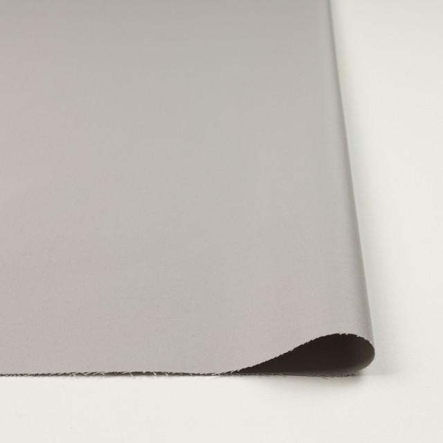 コットン×無地(シルバーグレー)×サテン_全8色 イメージ3