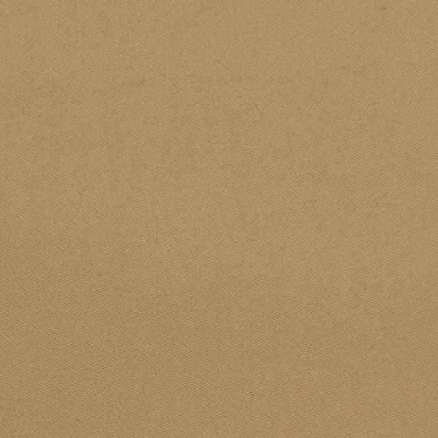 コットン×無地(アンティークゴールド)×サテン_全8色 イメージ1