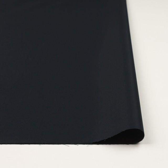 コットン×無地(ブルーブラック)×サテン_全8色 イメージ3