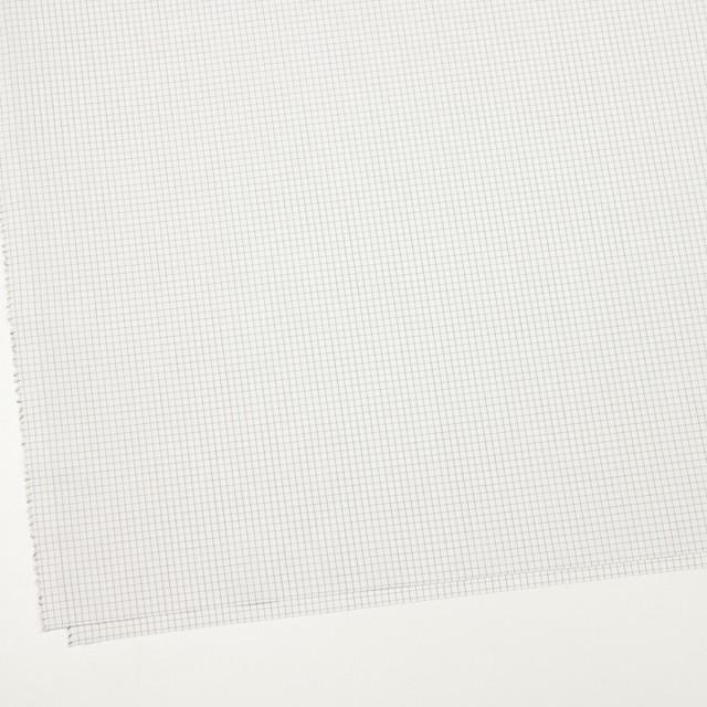 コットン×チェック(オフホワイト)×ブロード イメージ2