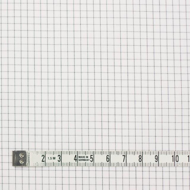 コットン×チェック(オフホワイト)×ブロード イメージ4