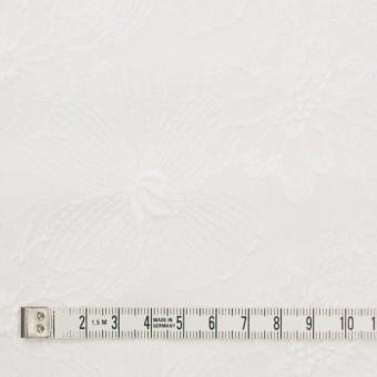 コットン×フラワー(ホワイト)×ボイル刺繍_全2色 サムネイル4