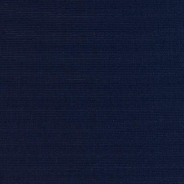 ポリエステル×無地(ミッドナイトブルー)×シャンブレータフタ_全6色 イメージ1