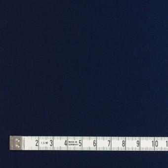 ポリエステル×無地(ミッドナイトブルー)×シャンブレータフタ_全6色 サムネイル4
