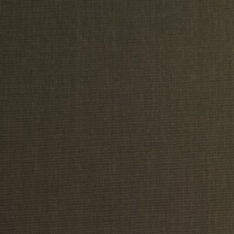 ポリエステル×無地(オリーブドラブ)×シャンブレータフタ_全6色