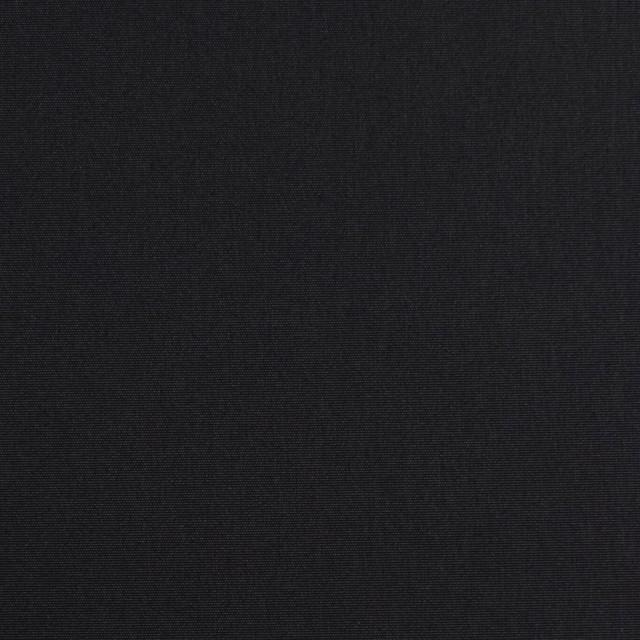 ポリエステル×無地(ブラック)×シャンブレータフタ_全6色 イメージ1