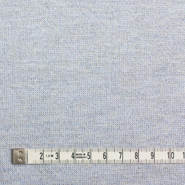 コットン&リネン混×無地(サワー)×天竺ニット_全3色 イメージ4