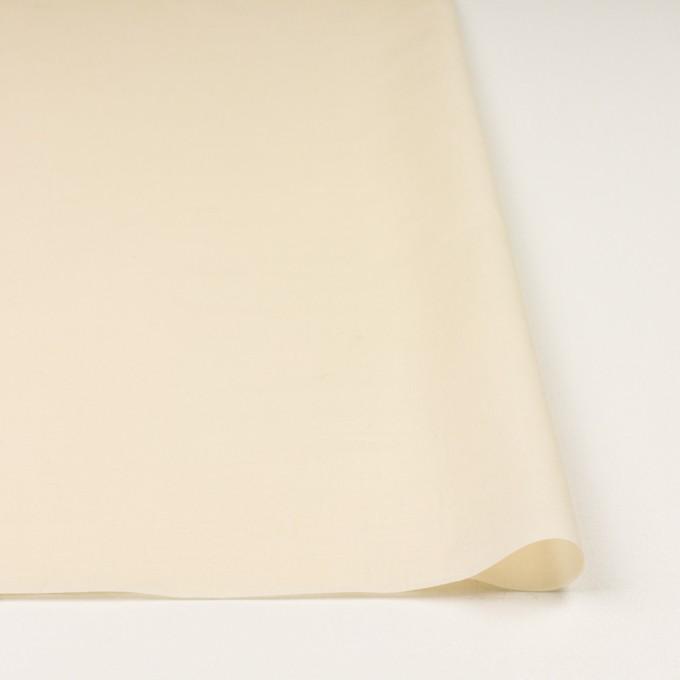 コットン×ボーダー(クリーム)×ローン刺繍No2_全4色 イメージ3