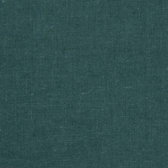 リネン&コットン×無地(スレートグリーン)×シーチング_全36色 サムネイル1