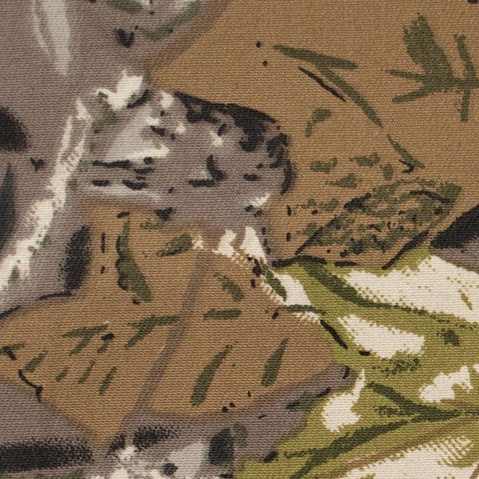 コットン×ジャングル(ダークミックス)×チノクロス イメージ1