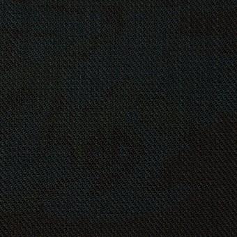 コットン×幾何学模様(ブラック&ダークグリーン)×カツラギ サムネイル1