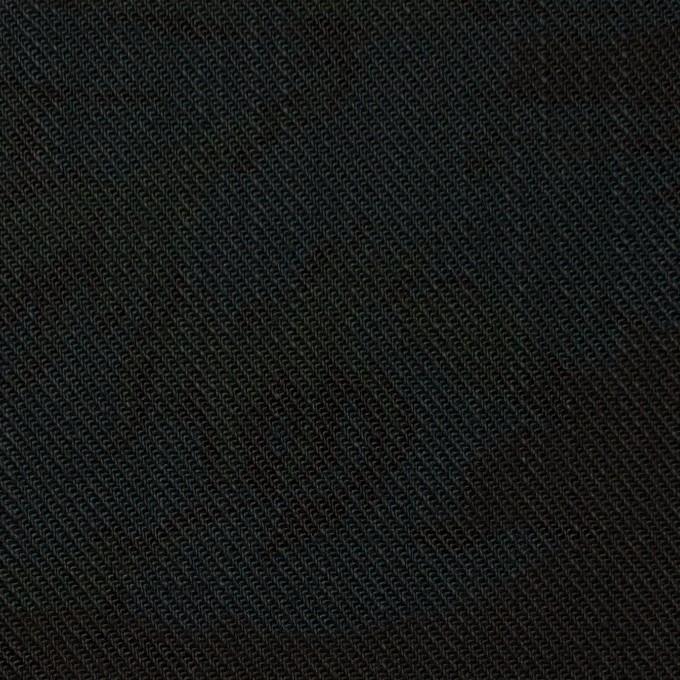 コットン×幾何学模様(ブラック&ダークグリーン)×カツラギ イメージ1