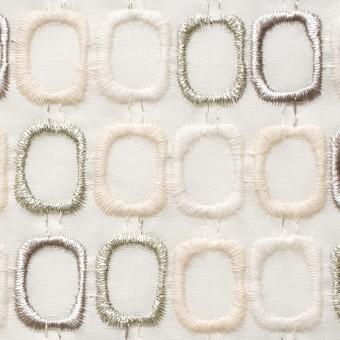 コットン×スクエア(オフホワイト)×ボイル刺繍_全2色 サムネイル1