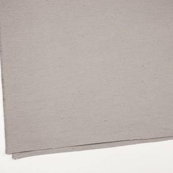 コットン&ジュート×無地(ライトグレー)×厚サージ_全3色 サムネイル2