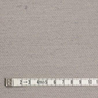 コットン&ジュート×無地(ライトグレー)×厚サージ_全3色 サムネイル4