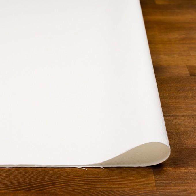 コットン×無地(ホワイト)×厚オックスフォード_全3色 イメージ3