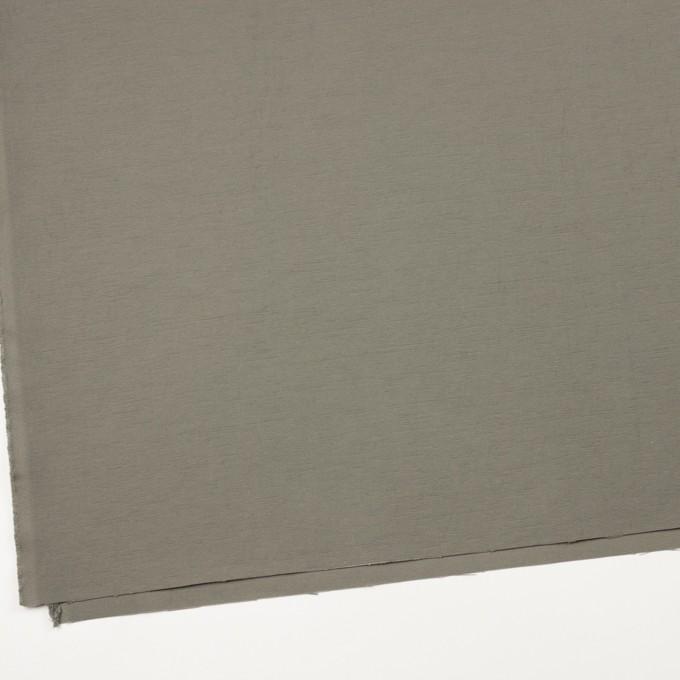 コットン×無地(カーキ)×厚オックスフォード_全3色 イメージ2