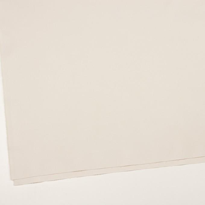 コットン&ポリウレタン×無地(アイボリー)×チノクロス・ストレッチ イメージ2