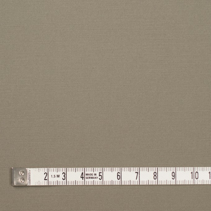 コットン×無地(カーキ)×ポプリン_全3色 イメージ4