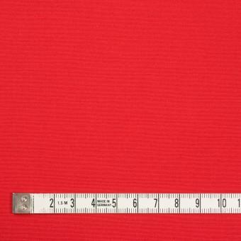 コットン×無地(パッションレッド)×ポプリン_全3色 サムネイル4
