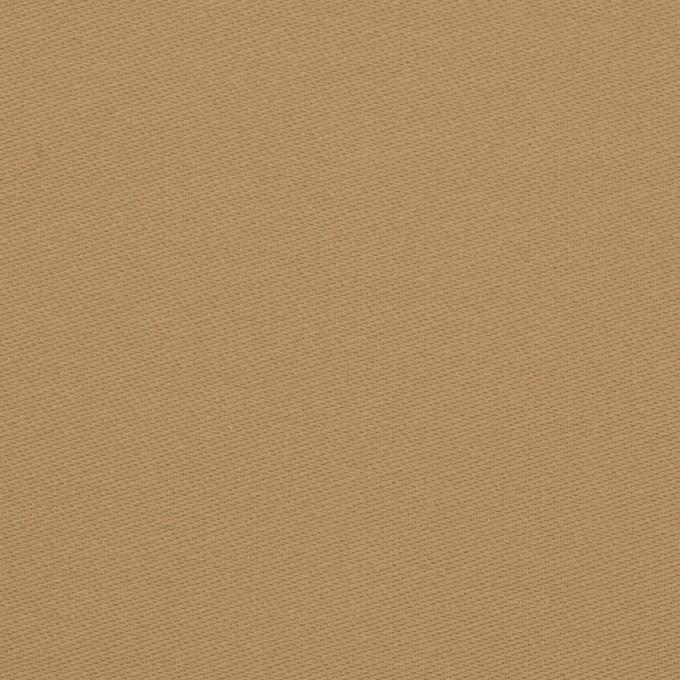 コットン×無地(キャメルベージュ)×モールスキン_全6色 イメージ1