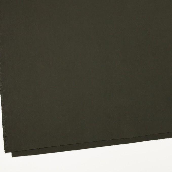コットン×無地(カーキグリーン)×モールスキン_全6色 イメージ2