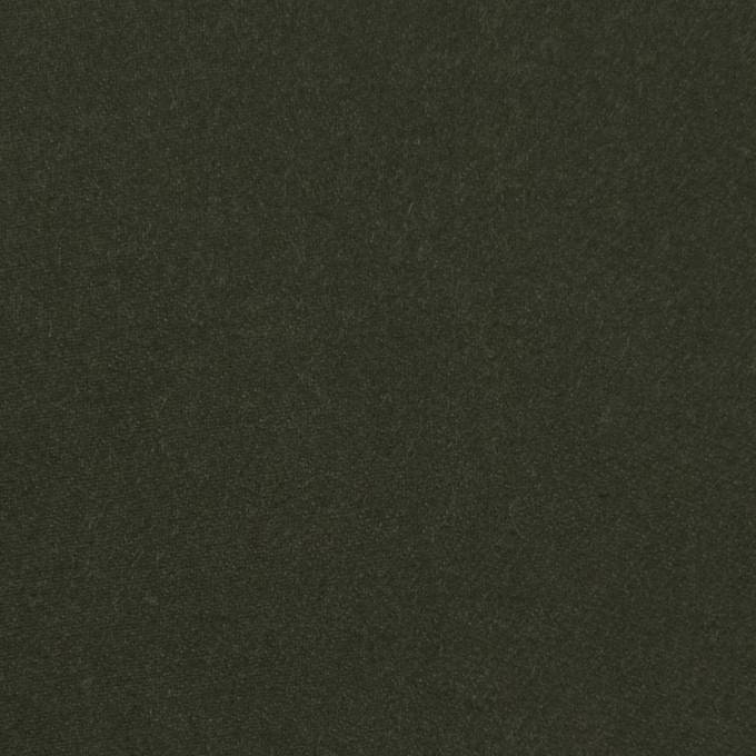コットン×無地(カーキグリーン)×モールスキン_全6色 イメージ1