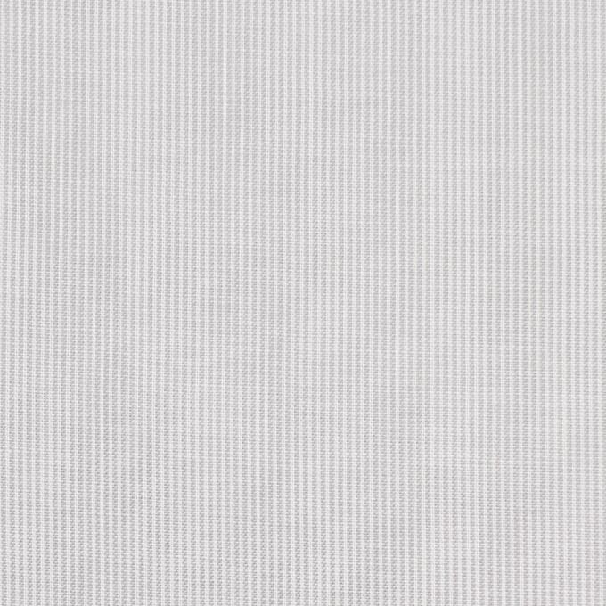 コットン&リネン×ストライプ(ライトグレー)×ボイル_全2色 イメージ1