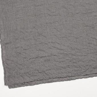 コットン&ポリウレタン×チェック(ブラック)×千鳥格子シャーリング_全2色 サムネイル2