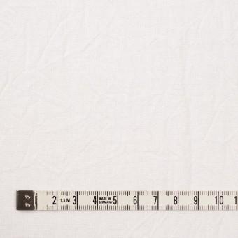 コットン&リネン×無地(ホワイト)×キャンバスワッシャー_全15色 サムネイル4