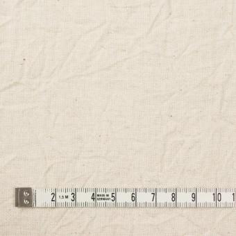 コットン&リネン×無地(キナリ)×キャンバスワッシャー_全15色 サムネイル4